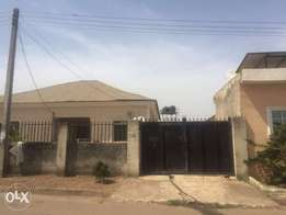 Distress sale of 3bedroom bungalow with Bq inside estate