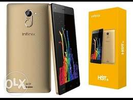 2weeks old infinix Hot4 With receipt