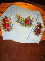 Вишита чешським бісером блуза (заготовка) f50dc1494f5f8