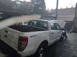Ford Ranger T6 2015 D-Cab 2.2 now stripping for Parts!!!