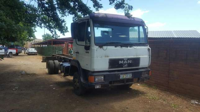Man truck for sale Aliwal North - image 7