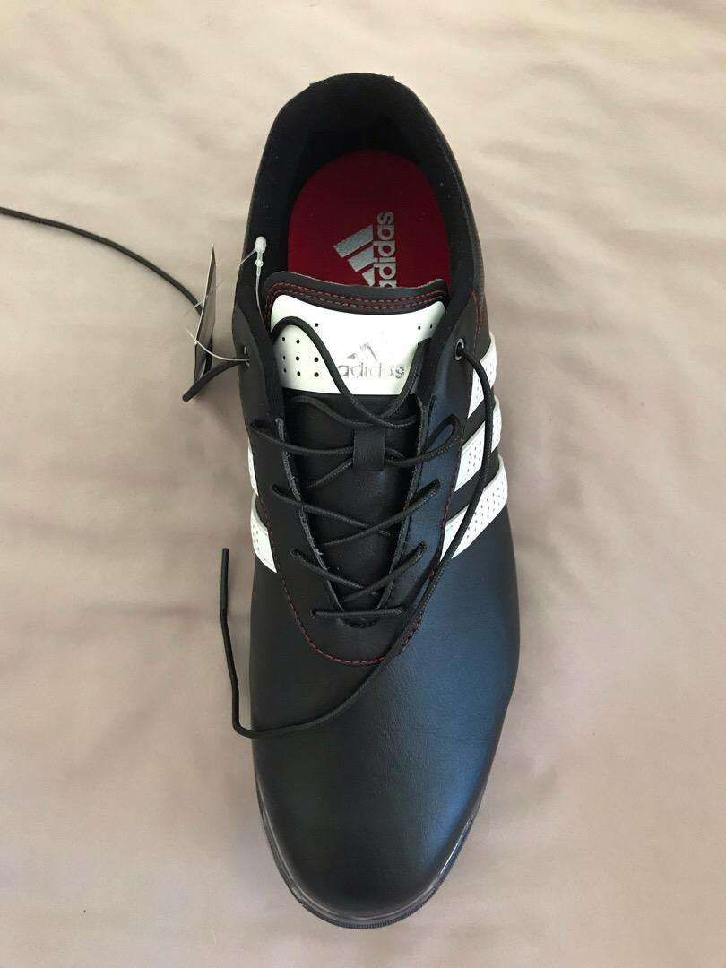 wholesale dealer 3414d 1a40a Adidas adipure flex wd golf shoes size 10