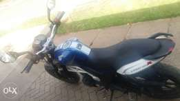 Um Motorcycle for sale. It's in good condition, Clean and accident fre