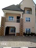 6. Bedrooms duplex in asokoro