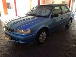2000 Toyota Corolla 160i GLE, FSH, R74995, Excellent Condition!!!