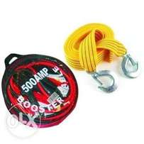 Car Booster Cable & Tow Rope