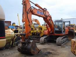 Fiat-Hitachi EX 215 - To be Imported