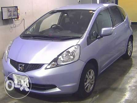 Honda Fit 2010, For Quick Sale Asking Price 675,000/=o.n.o Highridge - image 1