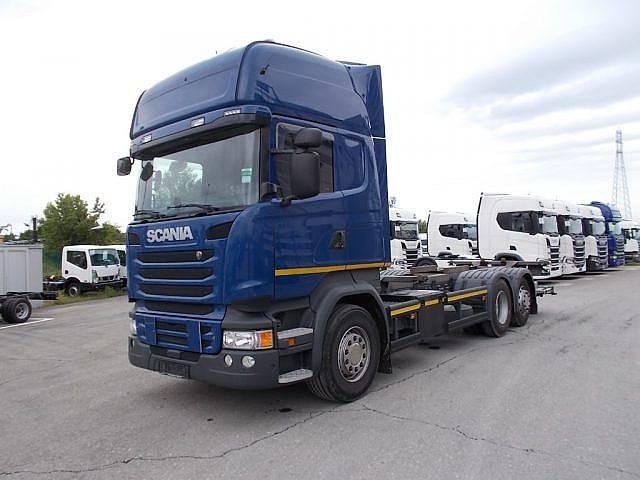 Scania R450 LB6X2MNB - 2015