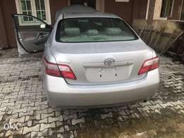 just arrived 2008 model Toyota Camry