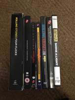 Rolling Stones DVD Collection