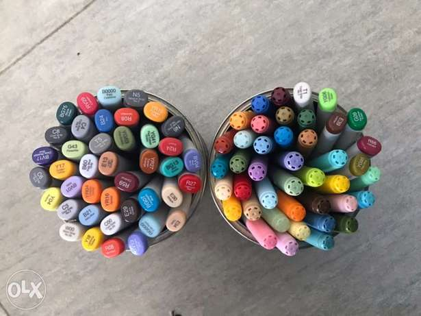copic markers pens