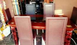 4 seater Brown Dining Table (9080)