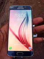 Galaxy s6 edge works perfectly well swap allowed