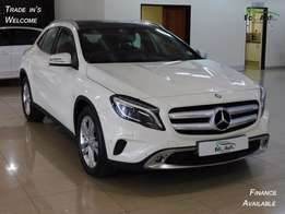 2014 Merc Benz GLA 220 CDI 4Matic now available at Eco Auto Mbombela