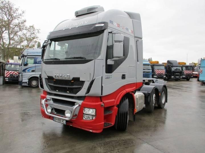 Iveco Stralis 480 Euro6 Hi-Way 6X2/4 (AS440S48TX/P) - 2016