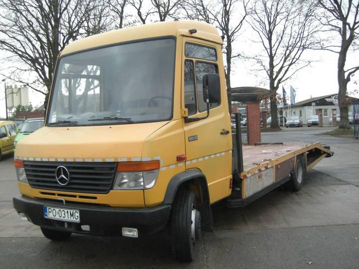 Mercedes-Benz 809 (wie 609 709) - 1994