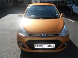 2014 Hyundai Grand i10 1.25 Fluid For R95000