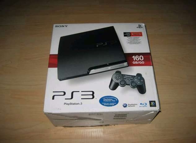 Big hdd ps3 and it's chipped Nairobi CBD - image 1
