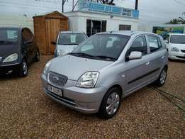 Picanto with 131000km full service history