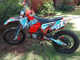 Immaculate 2004 KTM 250 EXC