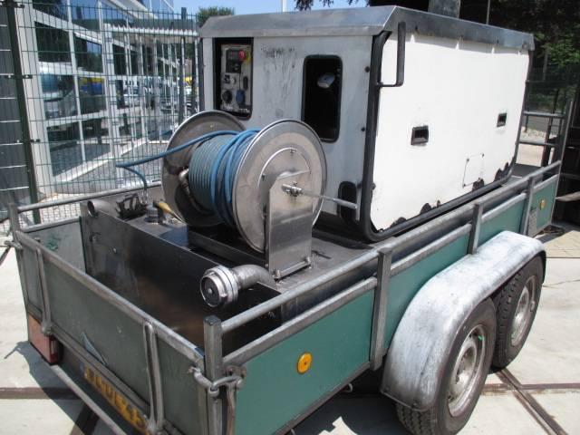 Hapert v.v. Hogedrukreiniger, Stoomcleaner, Diesel HD Unit - 2003