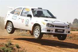 Rally car for sale