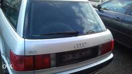 Foreign used audi 80