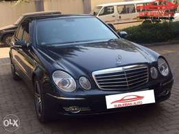 NEAT Locally Used Mercedes Benz E320