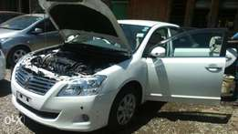Toyota premio kcp latest arrivals