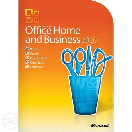 20Microsoft Office Home and Business 2010 3 PC