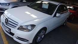 **2013 Mercedes-Benz C200 BE Auto**Facelift** A must see*