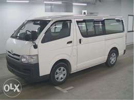 Toyota hiace 7L Matatu box auto diesel, finance terms accepted