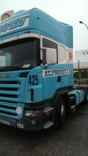 Transport SCANIA R420 - 2005