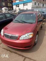 Clean Tokunbo Toyota corolla 2007 For Sale