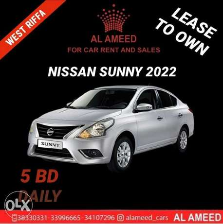 lease to own nissan