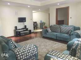 Spacious 2 bedroom furnished in Kilimani