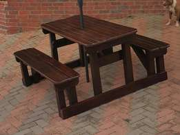 High quality wooden bench pub benches