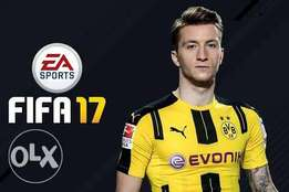 Quick sell fifa 17 PlayStation4 game cd