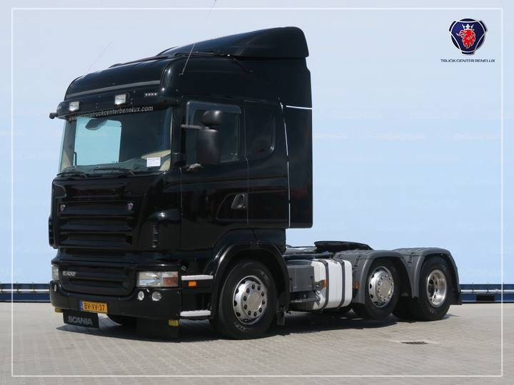 Scania R400 LA6X2/4MNA | Camera | Sliding dish - 2009