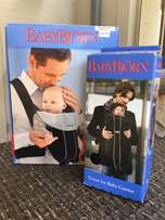 baby bjorn carrier and cover