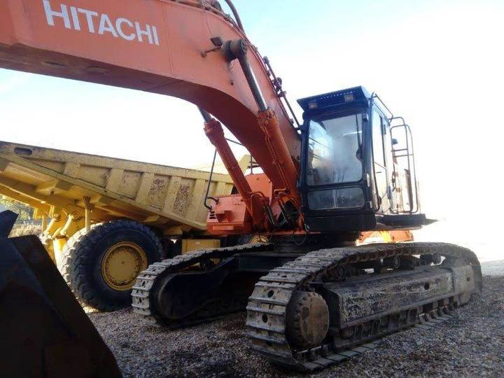Hitachi Zx 520 Lc H-3 - 2006