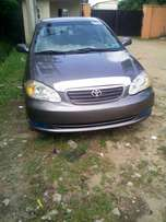 Toks Toyota corolla LE.over clean .2006 model ..accident free 2.1m