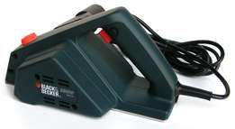 Almost new Black&Decker 330W hand planer - Made in England