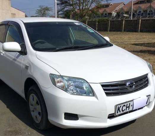 Toyota axio 2009 model for 1.130M only South C - image 2