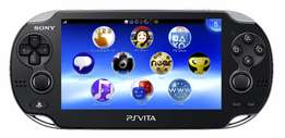 PSVita plus 2 games. Barely used