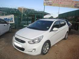 2015 Hyundai accent 1.6 automatic hatch back for sale