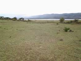 2.327Ha or 5.75 Acres touching Lake Elementaita for sale