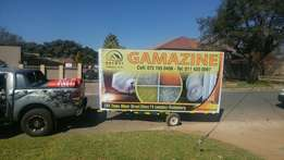 Gamazine wall coatings, used for sale  Blue Valley Golf And Residential Estate