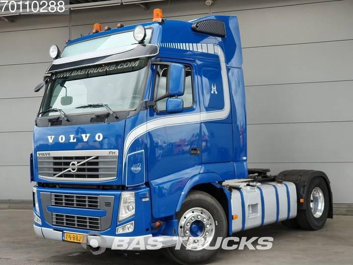 Volvo FH 420 4X2 Manual Hydraulik EEV - 2012